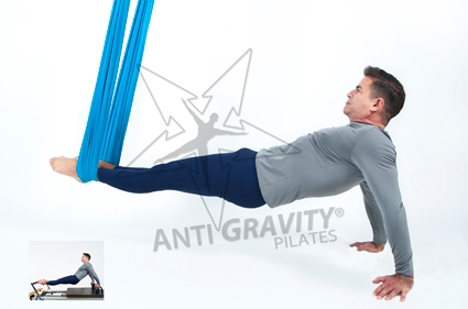 AntiGravity® Pilates TECHNIQUE
