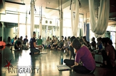 The best aerial yoga and suspension fitness teacher training!