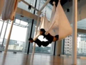 AntiGravity Aerial Yoga Phillipines