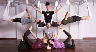 Listing of Certified AntiGravity Instructors