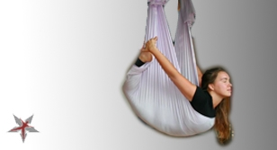 AntiGravity Aerial Yoga